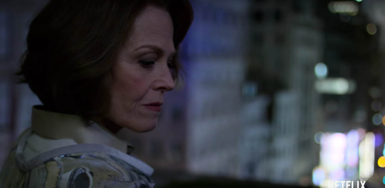 One Final DEFENDERS Trailer Shows Full Menace of Sigourney Weaver's Alexandra