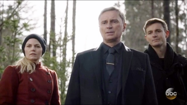 ONCE UPON A TIME Recap (S06E19) The Black Fairy