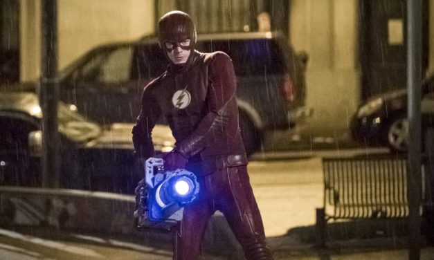 """Barry Teams Up with Captain Cold in the Next Episode of THE FLASH """"Infantino Street"""""""
