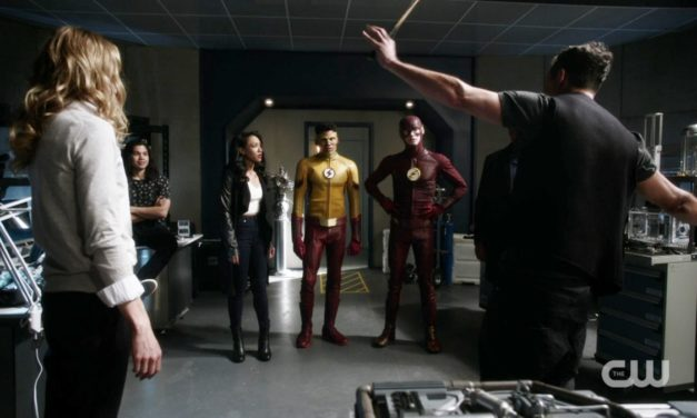 THE FLASH Recap (S03E21) Cause and Effect