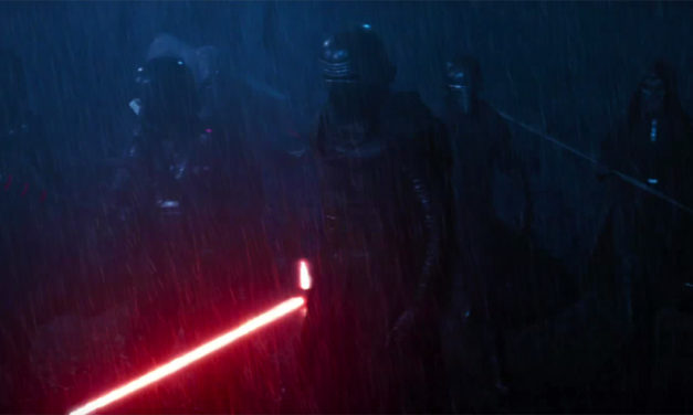 New STAR WARS: THE RISE OF SKYWALKER Images Show Knights of Ren and More