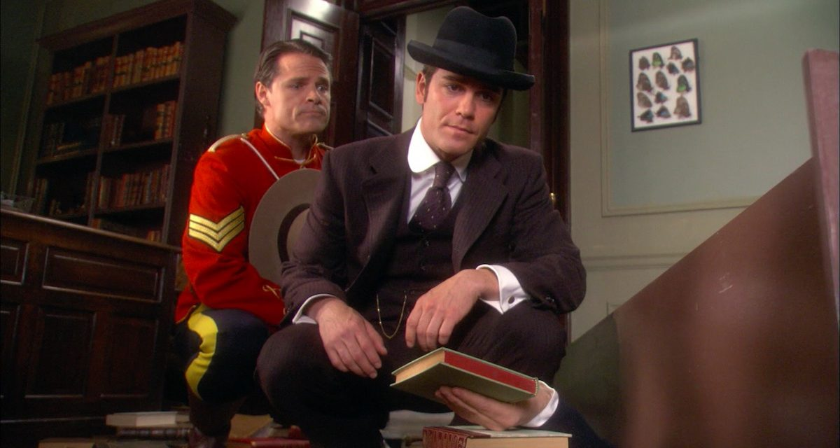 MURDOCH MYSTERIES Rewatch: (S02E13) Anything You Can Do