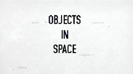 GXAus: GGA Plays OBJECTS IN SPACE