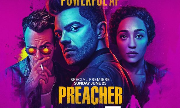 PREACHER: Ramping Up to Season Two