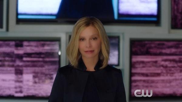 "Cat Grant Returns in the Next SUPERGIRL Episode ""Resist"""