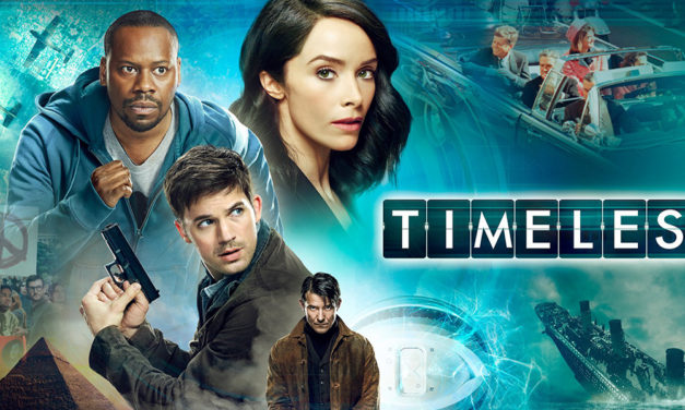 TIMELESS Fans Score Another Victory with Series Finale Movie