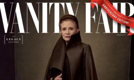 Vanity Fair Unveils Gorgeous STAR WARS THE LAST JEDI Covers