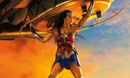 New WONDER WOMAN Poster Is Enough To Get You to the Theatre