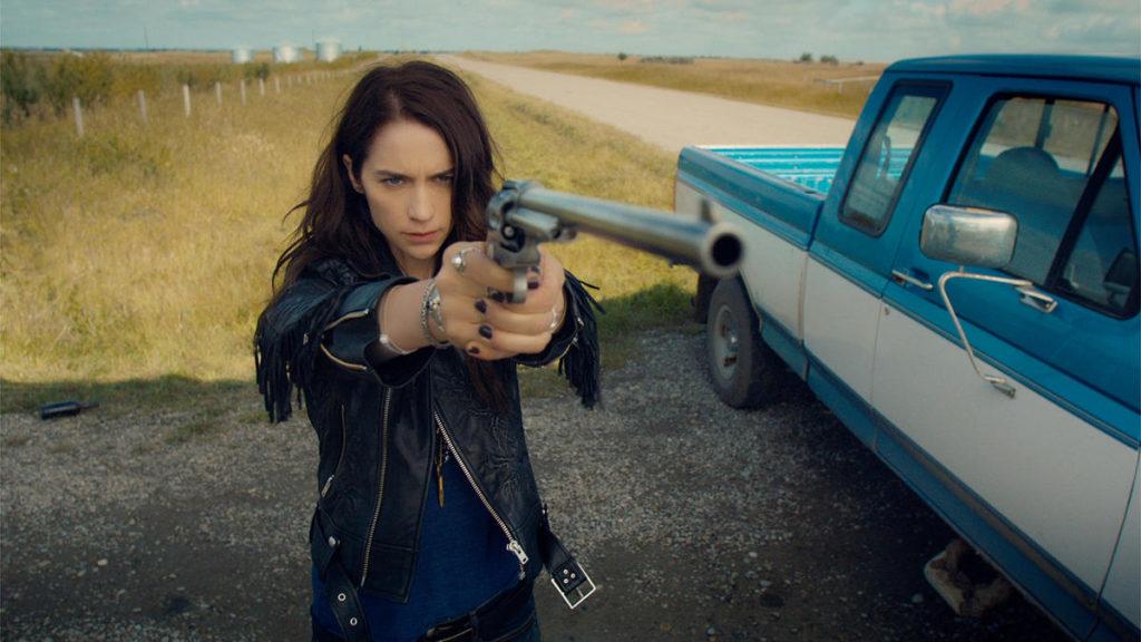Wynonna Earp Season 1 Purgatory Target Practice