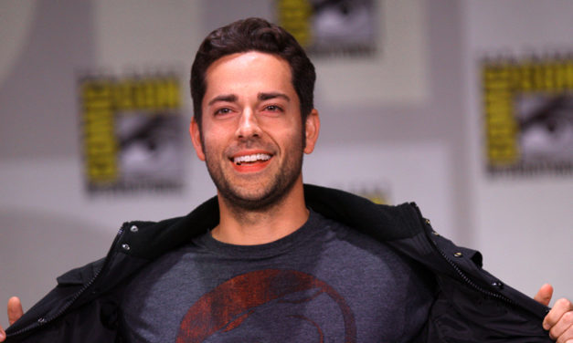 "Zachary Levi Will Host Syfy Channel's ""Live From Comic-Con"" Amid NerdHQ Fallout"