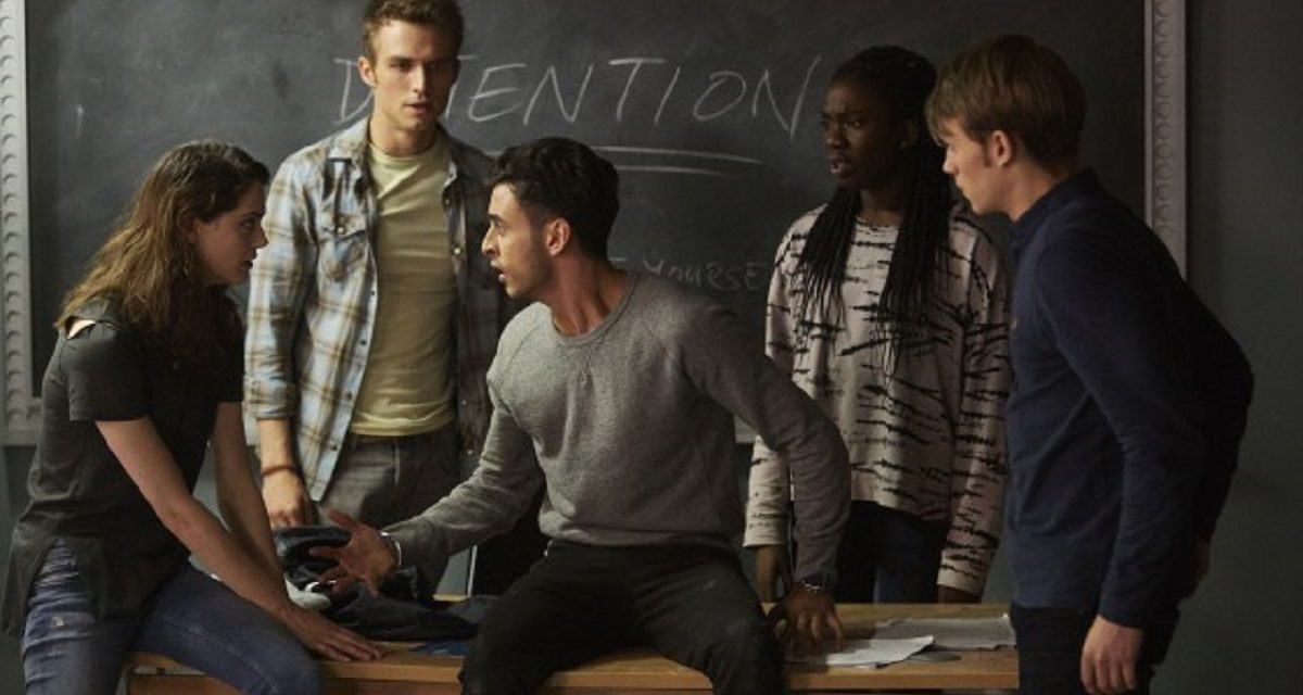 """The Truth Will Set You Free in This Promo For CLASS (S01E06) """"Detained"""""""