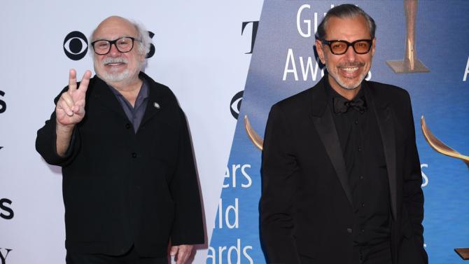 Danny DeVito and Jeff Goldblum to Star in Amazon Comedy Series
