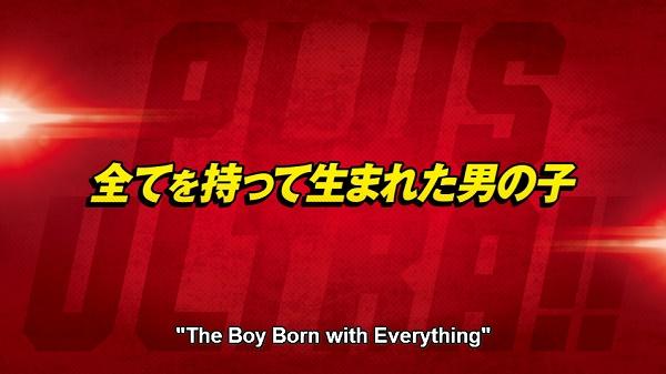 MY HERO ACADEMIA Recap: (S02E06) The Boy Born With Everything