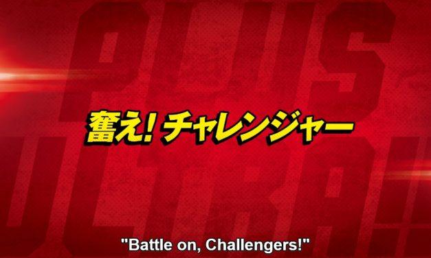 MY HERO ACADEMIA Recap: (S02E08) Battle on, Challengers!