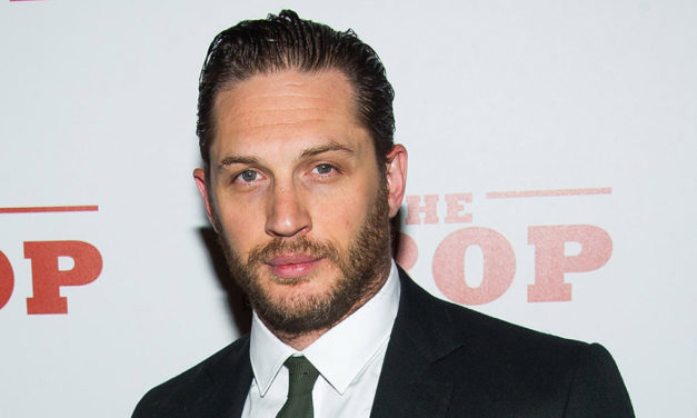 Tom Hardy Will Star in Spider-Man Spinoff Film VENOM