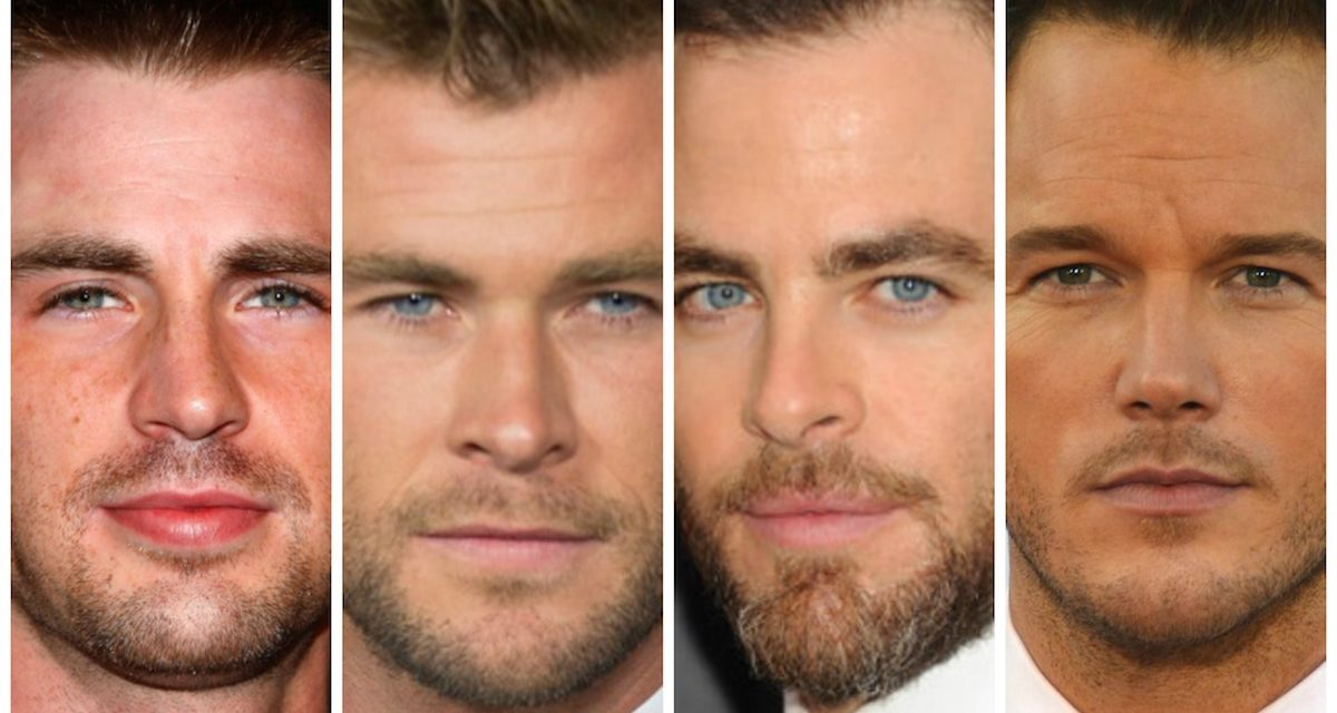 GGA's Salute to the Chris's: Chris Pine