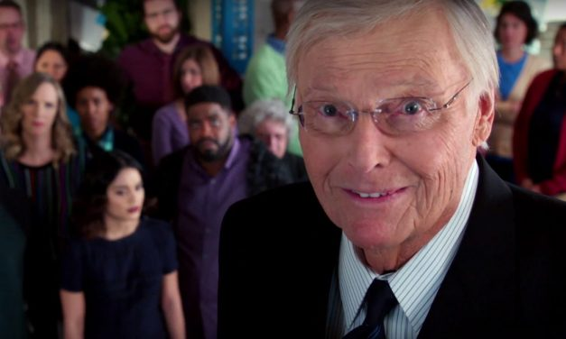 Watch Adam West Deliver the Fun in This Un-Aired Episode of POWERLESS