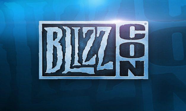 Blizzard Entertainment Has Announced BLIZZCONLINE Dates