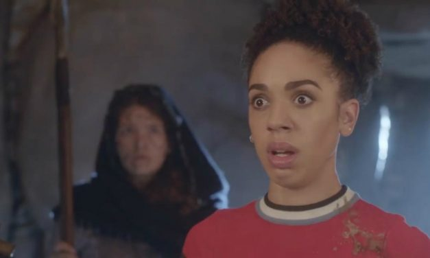 DOCTOR WHO Recap: (S10E10) The Eaters of Light