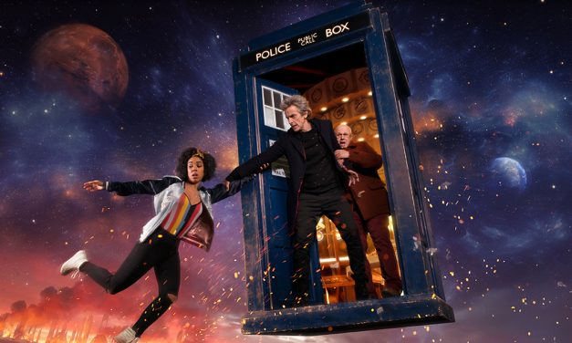 DOCTOR WHO Showrunner Chris Chibnall Has Bold Ideas for Upcoming Season