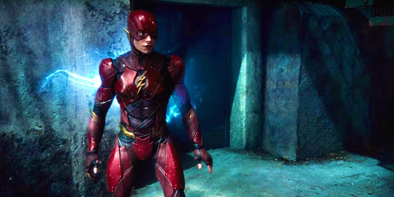 JUSTICE LEAGUE Twitter Hints at Barry Allen Origins