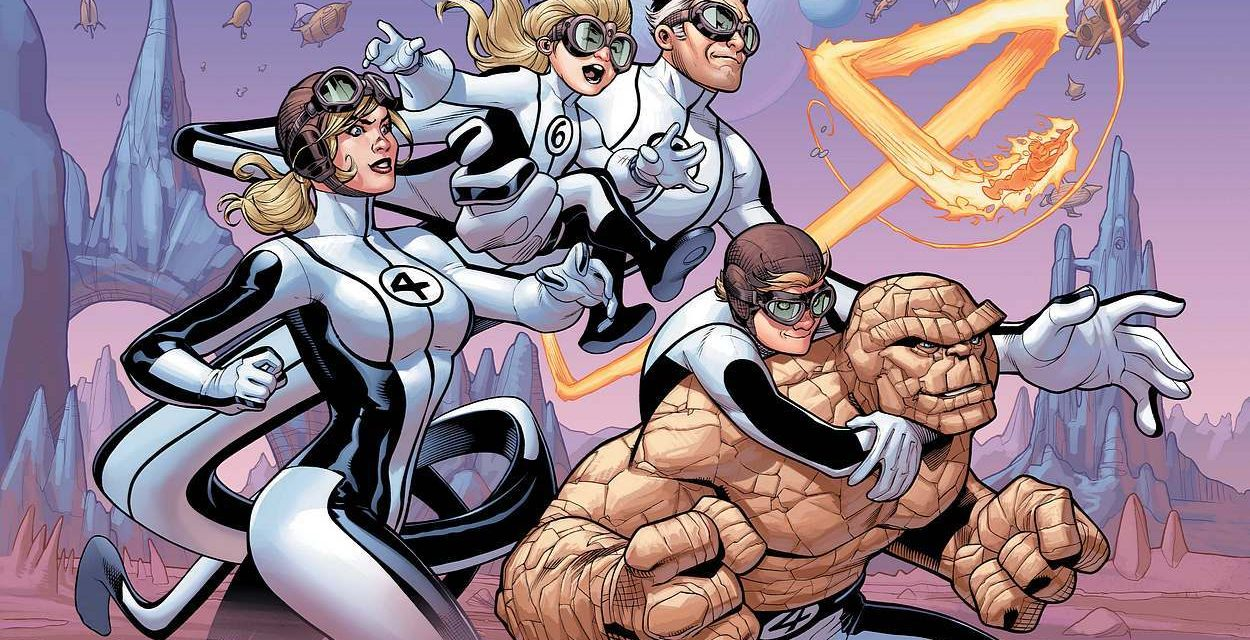 New Family Friendly FANTASTIC FOUR Film Rumored to Be in Development