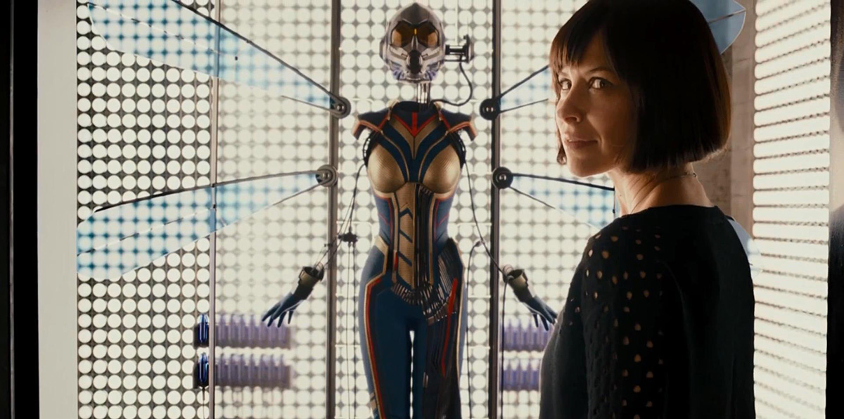 Hannah John-Kamen Joins Cast of ANT-MAN AND THE WASP, But Who Will She Be?