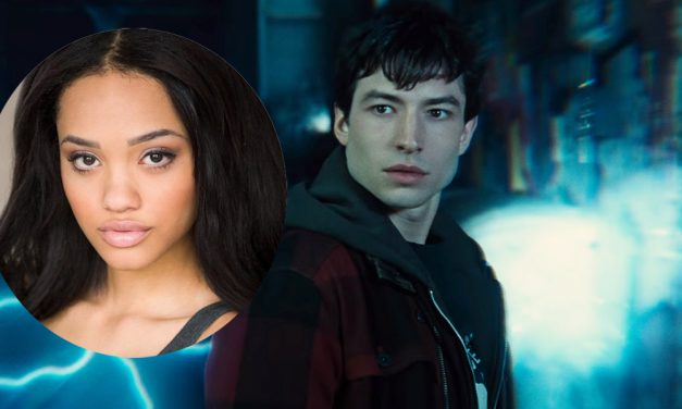 Another Cast Member Added! Iris West Will Be Making a Cameo in JUSTICE LEAGUE