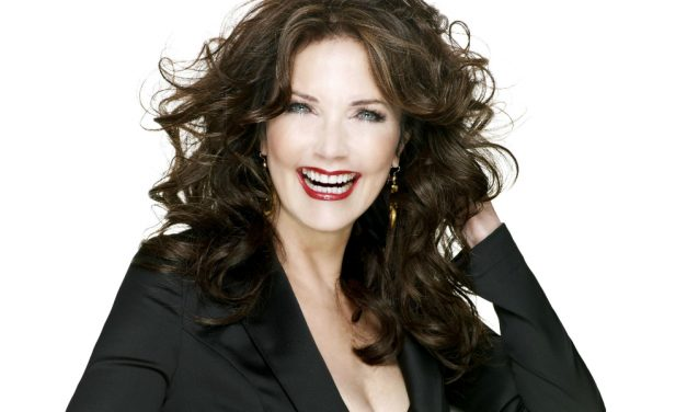 Lynda Carter to Receive Star on Hollywood Walk of Fame