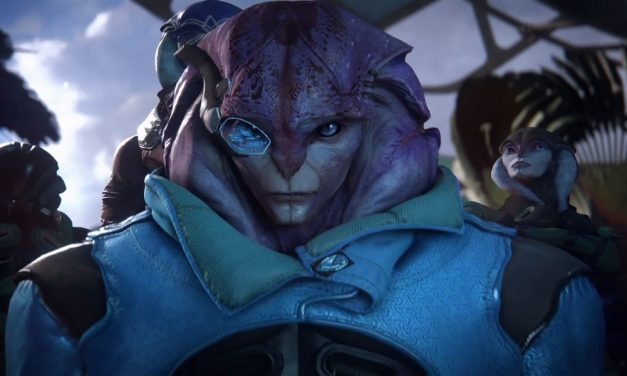 Upcoming MASS EFFECT: ANDROMEDA Patch Adds Customization and a Romance Option