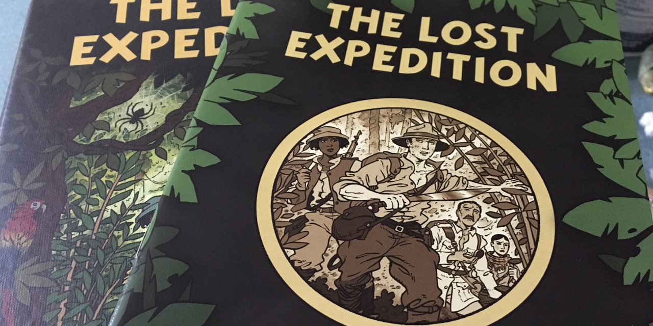 THE LOST EXPEDITION – You're in the Jungle, Baby – You're (Probably) Gonna Die