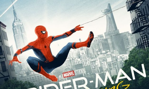 Newest SPIDER-MAN: HOMECOMING Poster Might Be Best Yet