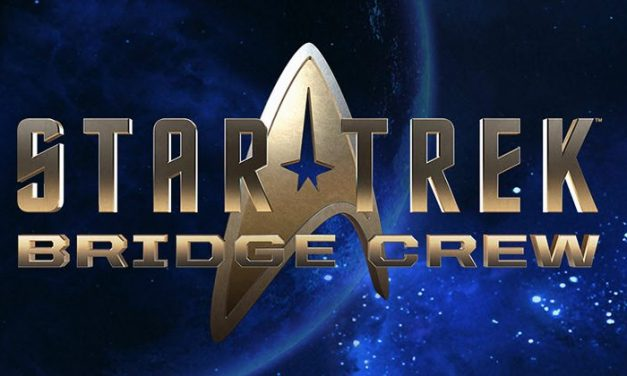 Video Game Review: STAR TREK: BRIDGE CREW