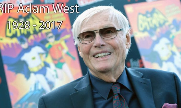 Adam West, TV's BATMAN Dies at 88