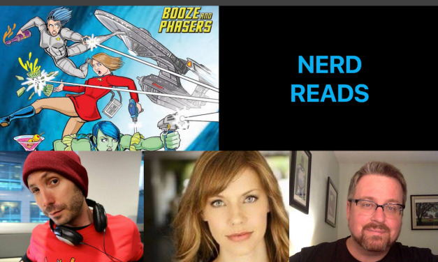 Ep 35 – Star Trek, Game of Thrones and Summer Reading List 2017!