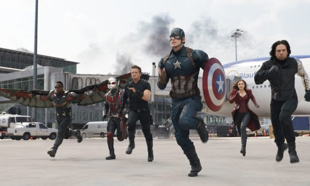 Captain America: Civil War Contradictions