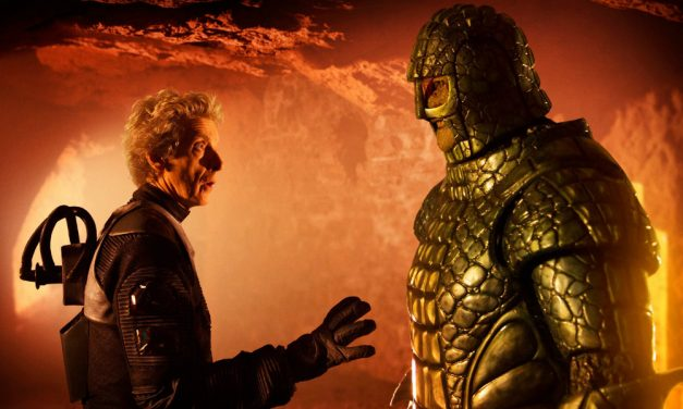 DOCTOR WHO Recap: (S10E09) Empress of Mars