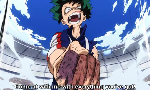 MY HERO ACADEMIA Recap: (S02E10) Shoto Todoroki: Origins