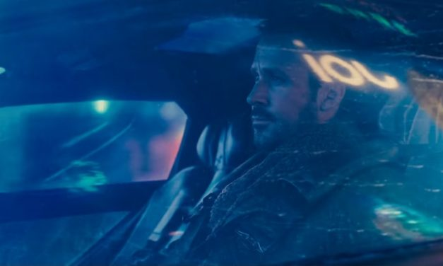 They're Being Hunted in the Latest BLADE RUNNER 2049 Trailer