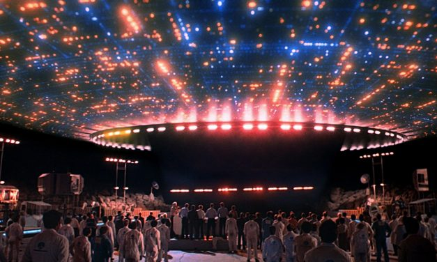 CLOSE ENCOUNTERS OF THE THIRD KIND Triumphantly Returns To Theaters