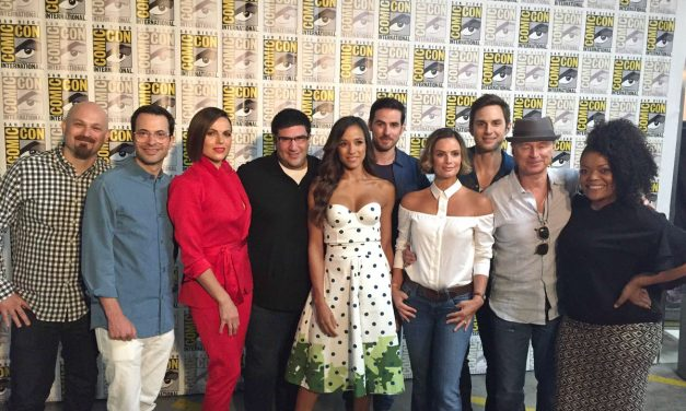 SDCC 2017: ONCE UPON A TIME Reveals New Characters and Season 7 Trailer