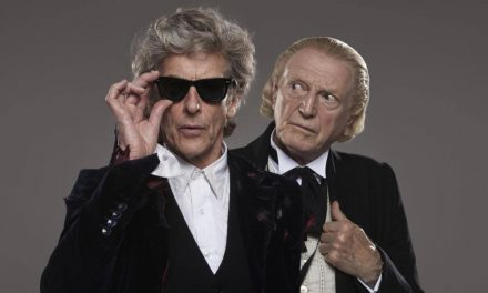 DOCTOR WHO Sees the Return of THE Doctor in SDCC Teaser Trailer