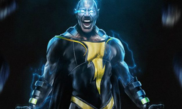 DC FANDOME: BLACK ADAM Pulls Back the Veil on New Characters