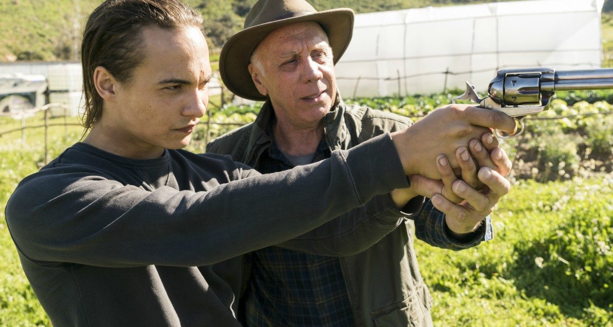"""The Ranch Prepares for War on the Next Episode of FEAR THE WALKING DEAD """"Red Dirt"""""""