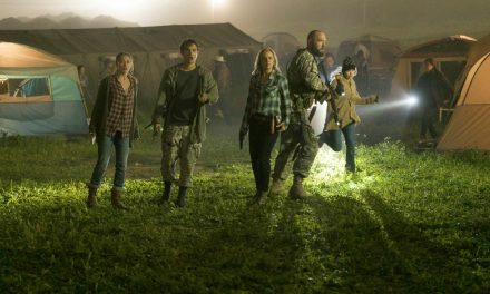 "The Ranch is Under Attack on the Mid-Season Finale of FEAR THE WALKING DEAD, ""The Unveiling"""