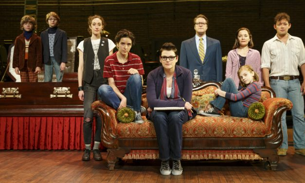 FUN HOME at Segerstrom: What Art Is For.