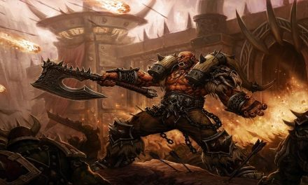 Garrosh Hellscream Is Bringing the Rage to HEROES OF THE STORM