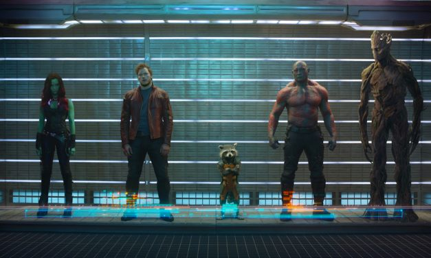 GUARDIANS OF THE GALAXY VOL. 3's Draft Has Been Turned In