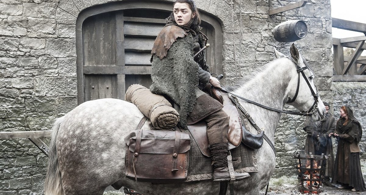 GAME OF THRONES Recap: (S07E02) Stormborn