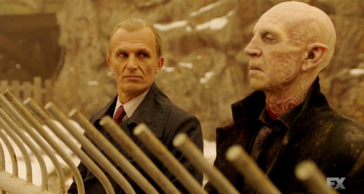 THE STRAIN Recap (S04E01) The Worm Turns